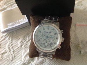 Original Michael Kors Uhr mit Strass Zifferblatt