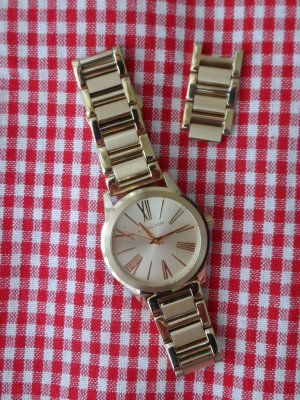 Michael Kors Watch gold-colored stainless steel