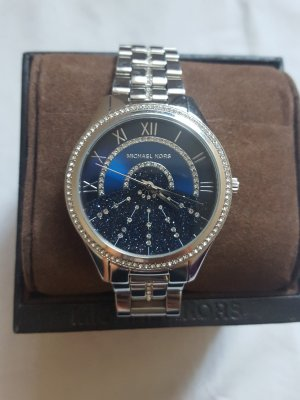 Michael Kors Watch silver-colored-blue