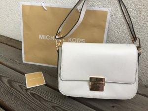 Original Michael Kors Weiße Handtasche