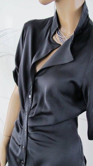 Original Milly Kleid schwarz Gr. 36/38 Seide (Gr.6)