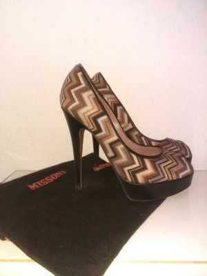 Original Missoni Heels in 38