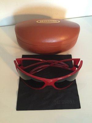 Original MISSONI Sonnenbrille MI53908 rot