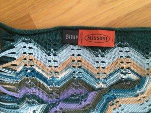 Original Missoni Strickschal - neu, nie getragen - ein Klassiker!