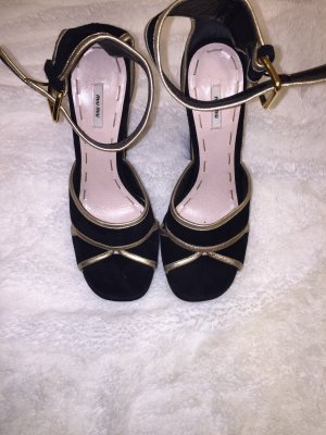 Original Miu Miu High Heels