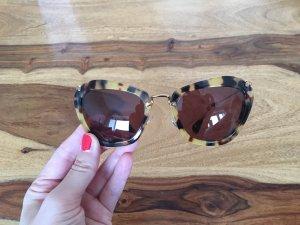 Original Miu Miu Noir Sonnenbrille