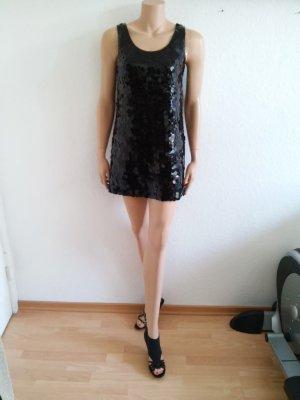original Miu Miu Pailetten Mini Kleid