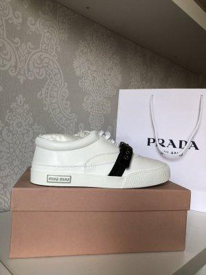 Original Miu Miu Schuhe/Sneaker