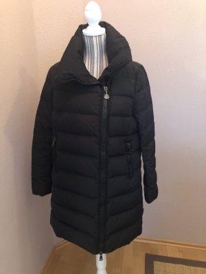 Original Moncler Daunenjacke Daunenmantel kurze Jacke schwarz