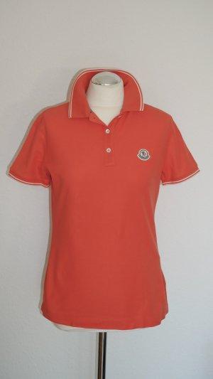 Moncler Polo Shirt multicolored cotton