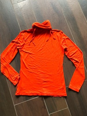 Original Moncler Rolli Orange S Luxus Ski