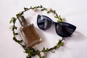 Original Moschino Cat Eye Sonnenbrille