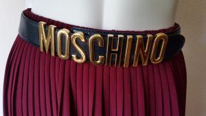 Moschino Cheap and Chic Ceinture de taille bleu foncé