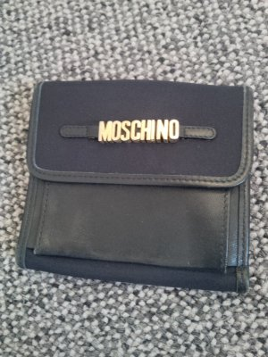 Original Moschino Portemonaie vintage