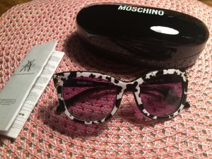 Moschino Retro Glasses multicolored