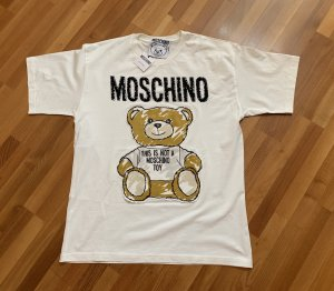 Moschino Oversized shirt wit