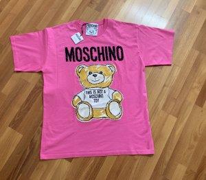 Moschino Camisa holgada rosa