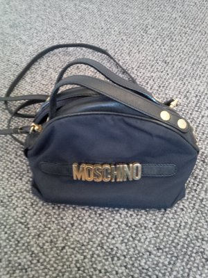 Moschino Mini sac violet foncé