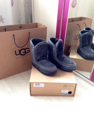 Original Mou Eskimo Boots mit Box u. Zertifikat - Cooler als UGG Boots