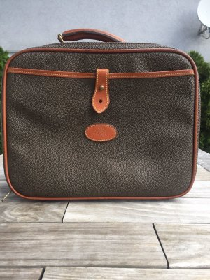 Mulberry Business Bag dark brown-cognac-coloured