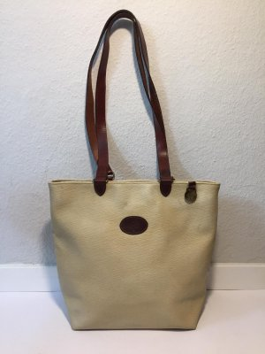 Mulberry Shoulder Bag brown red-beige