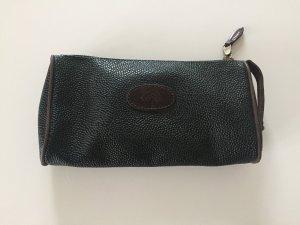 Original Mulberry Kosmetiktasche Leder schwarz