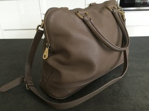 Original Mulberry Tasche - Modell Pembridge in Taupe