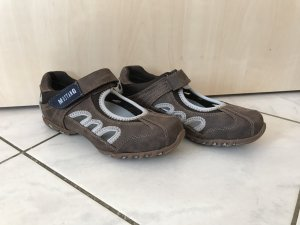 Mustang Velcro Sneakers brown