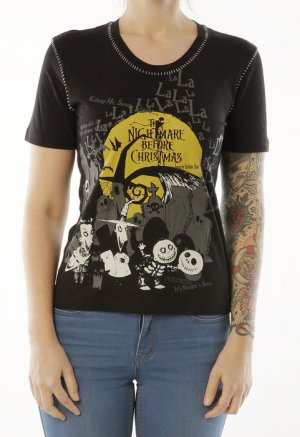 Original Nightmare before Christmas Shirt