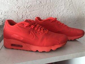 original Nike air max neon orange gr 41