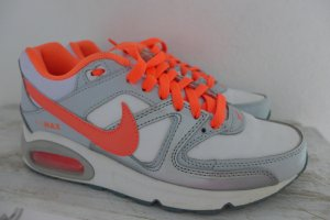 Original Nike Air Max Schuhe Sneaker Limited Edition Koralle orange weiß grau Gr. 38,5 wie neu