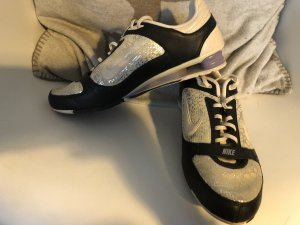 Original Nike Metallic Sneaker Gr 37 Trend wie neu