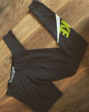 Original Nike Sporthose dunkelgrau