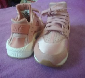 Nike High Top Sneaker dusky pink