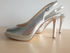 Original Nine West Highheels Größe  8W (39)