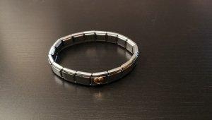 Original Nomination Armband in silber mit Herz