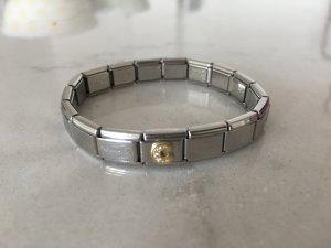 Original Nomination Armband Stahl mit Buchstabe C