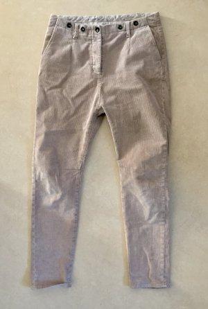 November Corduroy Trousers multicolored cotton