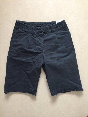 Original November-Shorts, Baumwolle, Anthrazit, S