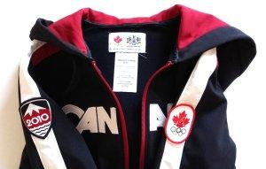 Original Olympia Jacke Canada von Hudson's Bay