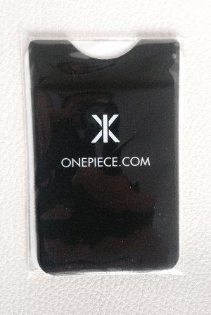 Onepiece Hoesje voor mobiele telefoons zwart-wit