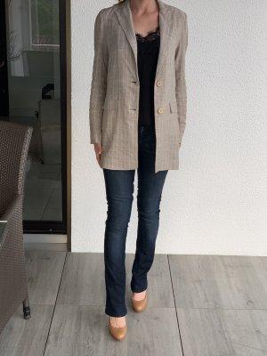 Paige Boot Cut spijkerbroek donkerblauw