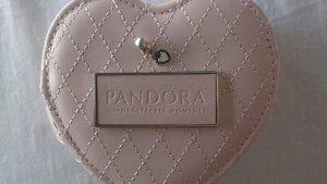 original Pandora Anhänger in silber mit hängendem Herz