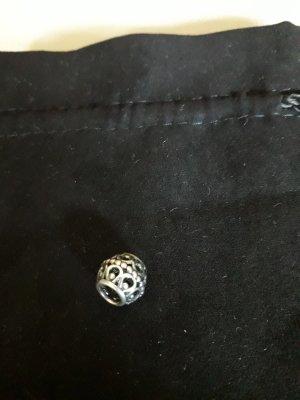 Pandora Bedel lichtgrijs Zilver
