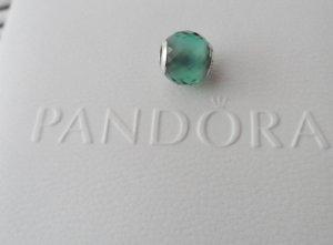 original PANDORA Element 791499SGQ synth Quarz Türkis 925-Silber NEU NP 45 €