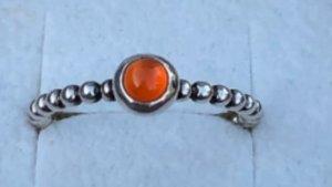 Original Pandora Ring Gr 58
