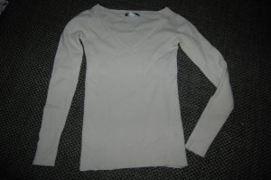 Original Patrizia Pepe edler Pullover aus Wolle in Nude Gr.0/32/XS