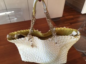 Patrizia Pepe Shopper multicolore synthétique