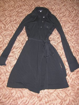 Original Patrizia Pepe Wickel-Kleid in Schwarz Gr.0/32 Top!