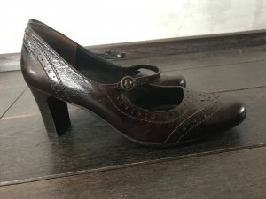 Original Paul Green Riemchen Pumps, Gr.40, top Zustand!